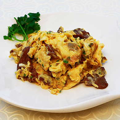 beef-scramble-egg