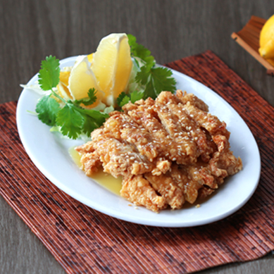 fried-chicken-fillet-lemonsauce