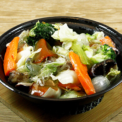 Sotanghon w Vegetables
