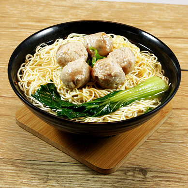 Meat Ball Noodle