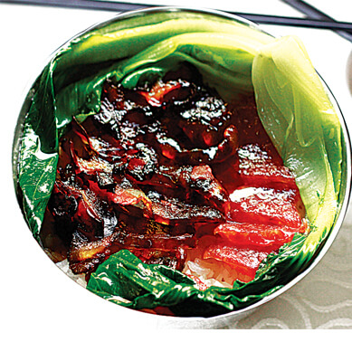 Two - Kind Chinese Sausages w Liempo