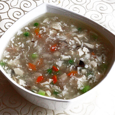 Eight Treasure Taufu Soup